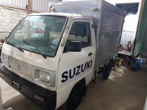 xe tải suzuki cũ 5 tạ ( 500kg) thùng kín đời 2014 Hải Phòng Nam Định Thái Bình Quảng Ninh