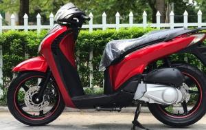 Cần Thanh Lý Xe Honda Sh150i Đời 2012 Màu Đỏ Đô