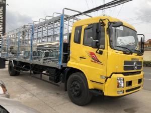 Đại lý xe tải dongfeng b170 9 tấn thùng bạt 7.5 mét| Hỗ trợ trả góp
