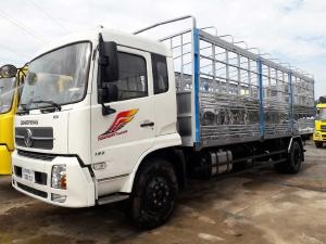Bán xe tải dongfeng b170 9 tấn thùng mui bạt nhập khẩu|Hỗ trợ trả góp