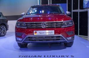 Tiguan Luxury S bản cao cấp nhất - dành cho những khách hàng mê Offroad