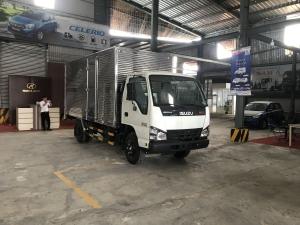 xe tải isuzu qkr270 tải trọng 2t4 thùng dài 4m3