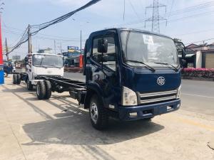 Giá xe tải faw 8 tấn ga cơ động cơ hyundai nhập- Trả trước 160 triệu nhận xe