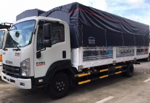 Isuzu Khác sản xuất năm 2020 Số tự động Xe tải động cơ Dầu diesel