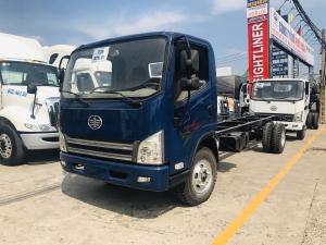 Xe tải faw 7.3 tấn động cơ hyundai | Trả trước 170 triệu