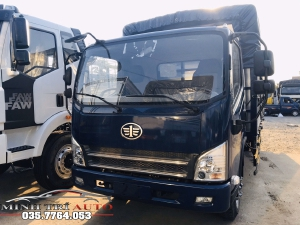 báo giá xe tải faw 8 tấn nhập khẩu hàn quốc thùng 6m2.