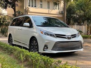 Toyota Sienna Limited 2020 nhập Mỹ