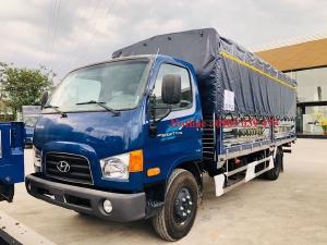 Xe tải HYUNDAI NEW MIGHTY 110SL ,model 2019 ,tải 8 tấn ,thùng dài 5,72m
