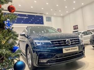 🔺️Xe Volkswagen Tiguan Màu Xanh Rêu 2020 Hiếm có