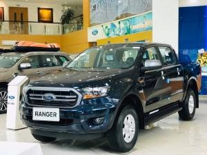 Xe Ford Ranger bán tải giao xe ngay giá chỉ từ 190 triệu, tặng nắp thùng, dán phim, bảo hiểm chính hãng, vay lãi suất ưu đãi