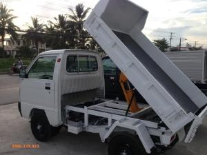 Xe tải su ben suzuki 500kg , xe suzuki tải 500kg | suzuki carry truck.