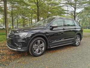Volkswagen Tiguan Luxury Nhập Khẩu,  Tặng Quà Khủng