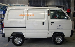 Xe tải su cóc suzuki van , giá xe suzuki van mới nhất 2020 | suzuki carry super truck +giá rẻ +bình dương