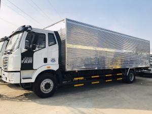 Mua xe tải 8 tấn Faw thùng kín giá rẻ