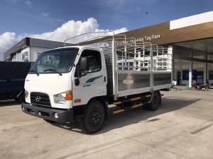 Xe Tải Hyundai Mighty 110SP- 7 tấn siêu phẩm tầm trung