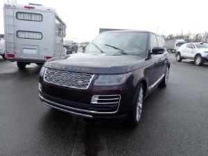 Bán LandRover Range Rover 3.0 SV Autobiography 2020, màu xám, mới 100%