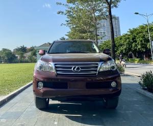 #TUẤN_KIỆT_AUTO :Lexus GX 460 sản xuất 2011 , đăng ký 2012  Full Options !!!!