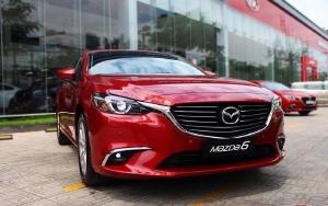 Bán Mazda 6 Khuyến mãi lớn, quà tặng hấp dẫn !