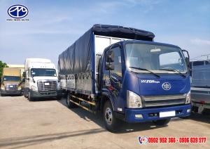 Bán xe tải faw 7 tấn thùng dài 6m2 giá rẻ - Xe tải giải phóng 7 tấn thùng bạt