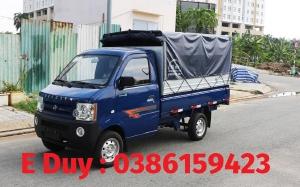 Giá xe tải dongben mới nhất +bình dương | xe dongben 2021 : dongben db1021 thùng - 870kg | 810kg | 770kg .
