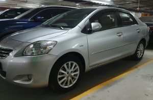e Toyota Vios 1.5G 2012 - 352 Triệu - Chạy 5,8 vạn. Còn gần như mới tinh.