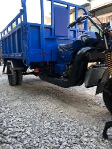 Xe Ba Bánh Hoàng Quân T&T FHUSHIDA có ben chuyên chở rác