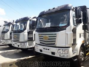 Xe tải faw 7.25 tấn thùng dài 9.7m