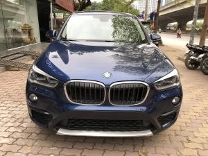 BMW X1 màu xanh 2016 đăng kí lần đầu tháng 12/2016