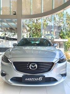 Mazda 6 sản xuất năm 2018 Số tự động Động cơ Xăng