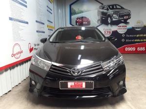 Toyota Corolla Altis sản xuất năm 2016 Số tự động Động cơ Xăng
