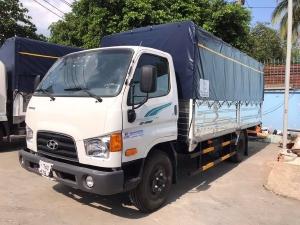 Hyundai 110SP Thùng Mui Bạt Tải 7 tấn