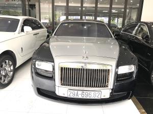 Rolls Royce Ghost modell 2011,xe quá mới