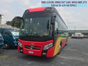 Mua xe khách giường nằm Thaco Mobihome mới 2020