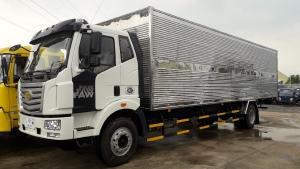 Xe tải faw 8 tấn thùng dài 9m7 giá ưu đãi cực tốt