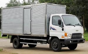 HyunDai 800 THÙNG KÍN 8 TẤN hỗ trợ vay vố đến 90% giá trị xe liên hệ để nhận được ưu đãi lớn