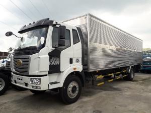 Xe tải Faw thùng kín khuyến mãi 50tr giao ngay