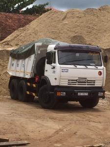 Xe ben Kamaz 15 tấn | Bán xe ben Kamaz 65115 Ga cơ nhập khẩu