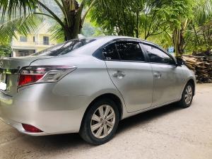 G.đình cần bán Toyota Vios 1.5E, 2014