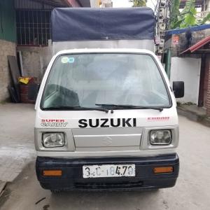 xe tải suzuki cũ thùng mui bạt đời 2011 tại Hải Phòng Nam Định Thái Bình Quảng Ninh 0906093322