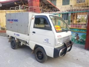 xe tải suzuki cũ thùng mui bạt đời 2013 tại Hải Phòng Nam Định Thái Bình Quảng Ninh 0906093322