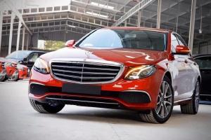 Mercedes E200 Exclusive - Ưu Đãi Lên Đến 100 Triệu