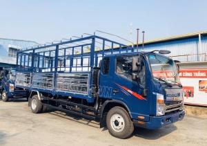 Xe tải Jac 6 tấn 5 động cơ cumins
