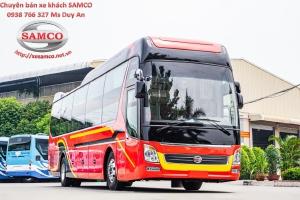 Bán xe khách GIƯỜNG NẰM SAMCO PRIMAS LIMOUSINE LI.34B ĐỘNG CƠ HYUNDAI 380PS