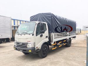 Hino XZU352L - 3,5 tấn - THùng 5m5