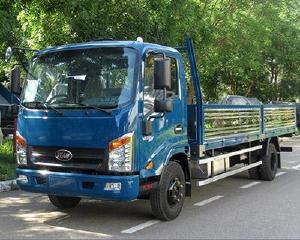 Bán xe tải Veam VT260-1 thùng dài 6m1