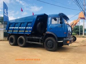 Ben 15 tấn Kamaz / Ben Kamaz 15 tấn / Kamaz 65115 (6x4) ga cơ