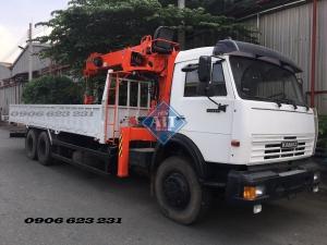 Xe tải cẩu 5 tấn Kanglim, tải cẩu HKTC/ tải cẩu 5 tấn UNIC