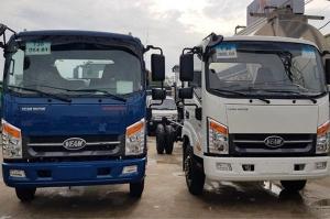 xe tải veam 260-1 thùng dài 6m1
