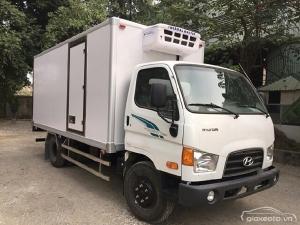 Xe tải Hyundai 110SL thuộc dòng sản phẩm New Mighty