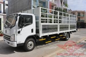 Xe tải Faw Hyundai 7T3 thùng 6m3, máy cơ Hyundai